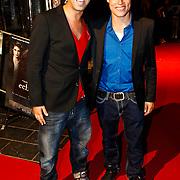 NLD/Amsterdam/20100629 - Premiere Twilight Saga - The Eclipse, Lindo Duvall en partner