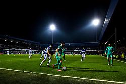 A general view of Loftus Road as Queens Park Rangers take on Watford - Mandatory by-line: Robbie Stephenson/JMP - 15/02/2019 - FOOTBALL - Loftus Road - London, England - Queens Park Rangers v Watford - Emirates FA Cup fifth round proper