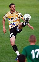 Fotball<br /> Frankrike<br /> Foto: DPPI/Digitalsport<br /> NORWAY ONLY<br /> <br /> FOOTBALL - FRIENDLY GAMES 2009/2010 - FC STRASBOURG v COLMAR - 15/07/2009 <br /> <br /> YASSINE BEZZAZ (STRA)