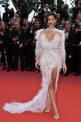 Cannes - Cleavages - Sara Sampaio attending the Solo: A Star Wars Story screening held at the Palais des Festivals on May 15, 2018 in Cannes, France as part of the 71st annual Cannes Film Festival. Photo by Lionel Hahn/ABACAPRESS.COM