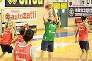 Parma 14 Febbraio 2012 <br /> Nazionale Italiana Femminile Allenamento<br /> Nella foto: maddalena gaia gorini<br /> Foto Ciamillo