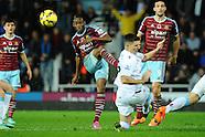 West Ham United v Aston Villa 081114