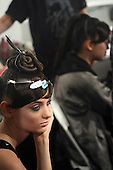 The Akiko Ogawa 2009 Fall Fashion Show held at Bryant Park, NYC Feb 15, 2009