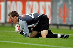 22-07-2009 VOETBAL: ADO DEN HAAG - VALENCIA CF: DEN HAAG<br /> Valencia wint met 4-1 van Den Haag / Christian van Wijnigen<br /> ©2009-WWW.FOTOHOOGENDOORN.NL