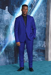Wesley Wong at the 'Pacific Rim Uprising' Global Premiere event at Chinese Theatre on March 21, 2018 in Hollywood, CA. 21 Mar 2018 Pictured: John Boyega. Photo credit: O'Connor/AFF-USA.com / MEGA TheMegaAgency.com +1 888 505 6342