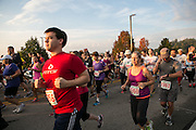 Photos of the Kent State University 2013 Bowman Cup 5K Race.