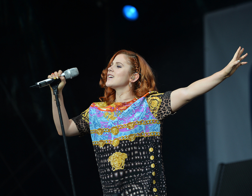 Total Access Live Concert  Betley Cheshire 9th August <br /> Katy B <br /> Pix Dave nelson