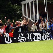 Finale Amstelcup amateurs 2004, VV Sneek - Ter Leede, supporters