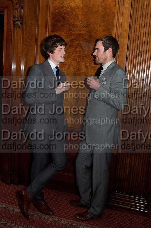JACOB WILMORE; DAN BING, Wallpaper Design Awards 2012. 10 Trinity Square<br /> London,  11 January 2011.