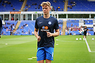 Peterborough United midfielder Mark O'Hara (8) before the EFL Sky Bet League 1 match between Peterborough United and Luton Town at London Road, Peterborough, England on 18 August 2018.
