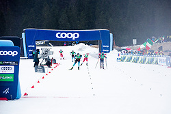 CHANAVAT Lucas (FRA) during the man team sprint race at FIS Cross Country World Cup Planica 2019, on December 1, 2019 at Planica, Slovenia. Photo By Peter Podobnik / Sportida