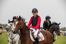 Sels Milan, BEL, Ronaldo van de Nieuwe Heide<br /> Nationaal Tornooi LRV Ponies<br /> Zonnebeke 2019<br /> © Hippo Foto - Dirk Caremans<br />  29/09/2019