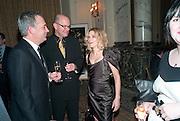 JIm Zalles; Edith Bowman, The 30th London Critics' Circle Film Awards, held in aid of the NPSCC at the Landmark London Hotel. 18 February 2010.<br /> JIm Zalles; Edith Bowman, The 30th London CriticsÕ Circle Film Awards, held in aid of the NPSCC at the Landmark London Hotel. 18 February 2010.