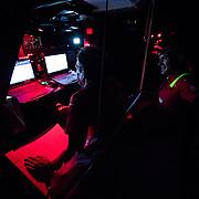 Leg Zero, Prologue, day 2 on-board MAPFRE. Photo by Jen Edney/MAPFRE/Volvo Ocean Race. <br /> Etapa prologo. Dia 2. A bordo MAPFRE.