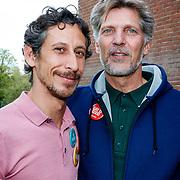 "NLD/Amsterdam/20180426 - L""Homo 2018, Erwin Olaf en partner"