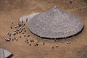 Amerindian Community centre (Benab)<br /> Shulinab<br /> Savanna <br /> Rupununi<br /> GUYANA<br /> South America