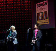 103011 Songs for Freedom Benefit