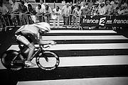 Proloog van de Tour de France in Rotterdam.<br /> <br /> Prologue of the Tour de France 2010 in Rotterdam.
