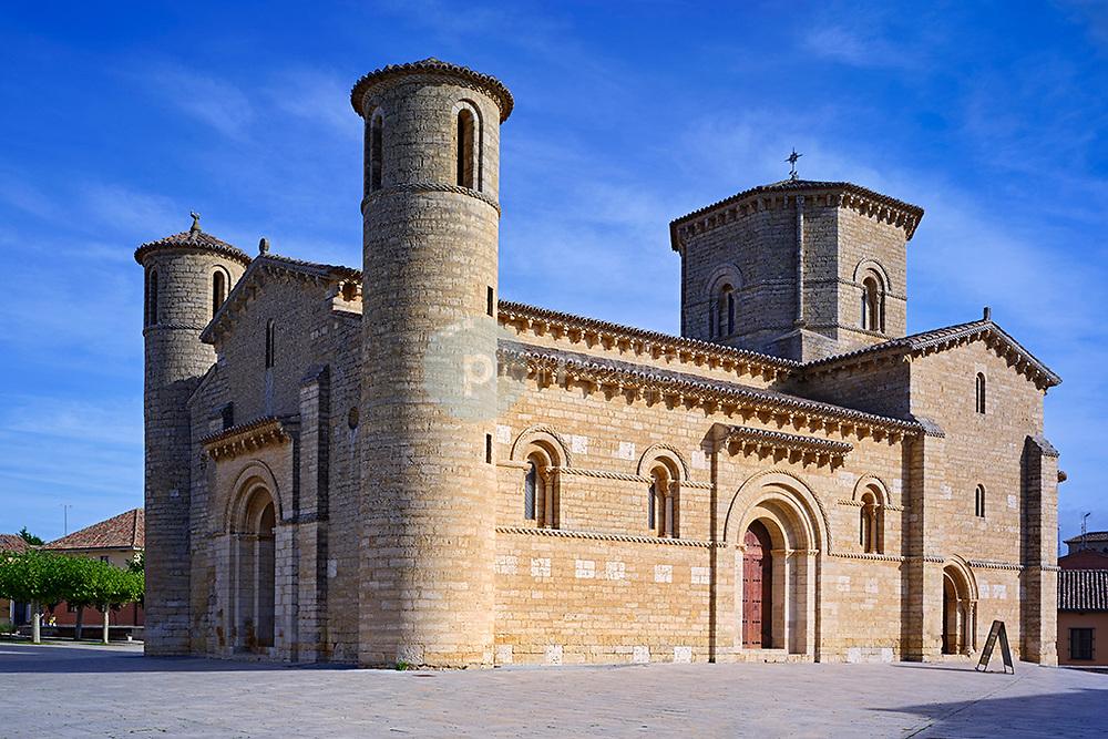 Iglesia de San Martin. Fromista