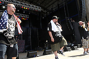 Costra Nostra perform at The 2009 Rock the Bells Concert presented by Guerilla Union in association with Budweiser and held at Jones Beach July 19, 2009 in Babylon, NY..Few events can claim to both capture and define a movement, yet this is precisely what Rock The Bells has done since its inception in 2003. Rock The Bells is more than a music festival. It has become a genuine rite of passage for thousands of core, social, conscious, and independent Hip Hop enthusiasts, and Hip Hop Heads Globally. ..Rock The Bells is the ultimate Hip Hop platform and premiere music experience in America. Rock The Bells has established a forum of unparalleled diversity and excellence by uniting the biggest names involved with urban culture.