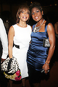 14 June 2010- Harlem, New York- l to r: Slyvia Rhone and Jocelyn Taylor at The Apollo Theater's 2010 Spring Benefit and Awards Ceremony hosted by Jamie Foxx inducting Aretha Frankilin and Michael Jackson, and honoring Jennifer Lopez and Marc Anthony co- sponsored by Moet et Chandon which was held at the Apollo Theater on June 14, 2010 in Harlem, NYC. Photo Credit: Terrence Jennngs/Sipa