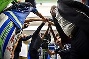 Team Banco di Sardegna Dinamo Sassari<br /> Banco di Sardegna Dinamo Sassari - Vanoli Cremona<br /> Legabasket LBA Serie A 2019-2020<br /> Sassari, 30/12/2019<br /> Foto L.Canu / Ciamillo-Castoria
