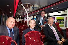 Launch of Lothian bus by Alexander Dennis, Falkirk, 8 November 2018