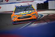 September 28-30, 2018. Charlotte Motorspeedway, ROVAL400: 17 Ricky Stenhouse Jr. SunnyD, Ford, Roush Fenway Racing