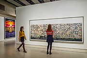 Pyongyang VI and Paris, Montparnasse - Andreas Gursky a new exhibiition. The Hayward Gallery reopens on the Southbank after a major refurbishment.