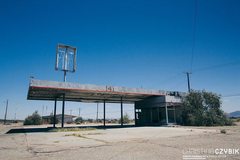 Abandoned Places, California