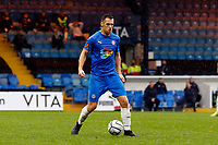 Jordan Keane. Stockport County 1 (6-7) 1 Chesterfield. Emirates FA Cup. 24.10.20