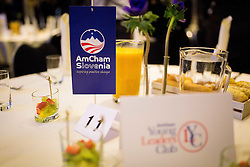 AmCham Slovenia Business Breakfast, on January 31, 2017 in Hotel Lev, Ljubljana, Slovenia. Photo by Ziga Zupan / Sportida