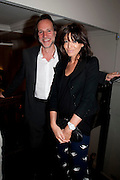 PAUL GREEN; CLAUDIA WINKLEMAN, Opening of 'The Promised Land' Exhibition of work by Mitch Griffiths. Halcyon Gallery. Bruton St. London. 28 April 2010 *** Local Caption *** -DO NOT ARCHIVE-© Copyright Photograph by Dafydd Jones. 248 Clapham Rd. London SW9 0PZ. Tel 0207 820 0771. www.dafjones.com.<br /> PAUL GREEN; CLAUDIA WINKLEMAN, Opening of 'The Promised Land' Exhibition of work by Mitch Griffiths. Halcyon Gallery. Bruton St. London. 28 April 2010