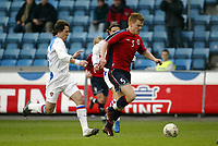 Fotball, 28. april 2004, Privatlandskamp, Norge-Russland 3-2, John Arne Riise, Norge