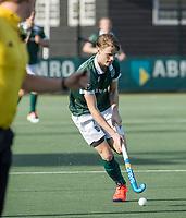 WASSENAAR - Olivier Hortensius (Rotterdam)  tijdens de hoofdklasse competitiewedstrijd heren, HGC-HC ROTTERDAM (0-7) .     COPYRIGHT  KOEN SUYK