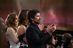 Christian Bale attends The 91st Oscars® at the Dolby® Theatre in Hollywood, CA on Sunday, February 24, 2019.