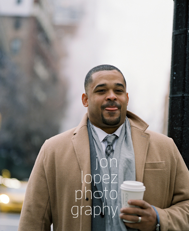 Sean Atkins in NYC. Photo by Jon Lopez / Nike.