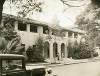 1935 Hollywood Studio Club on Lodi Pl.