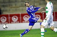 Fotball, 31. januar 2012 , Copa del Sol<br /> IFK Gøteborg – FC Olimpija Ljubliana<br /> <br /> Tobias Hysèn , IFK