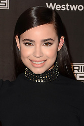 Westwood One Backstage at the American Music Awards Day 2 at the L.A. Live Event Deck. 19 Nov 2016 Pictured: Sofia Carson. Photo credit: David Edwards / MEGA TheMegaAgency.com +1 888 505 6342
