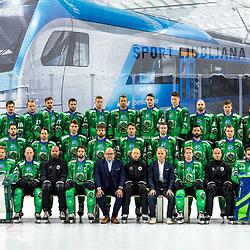 20210809: SLO, Ice Hockey - Official photoshoot of HK SZ Olimpija