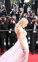 Hofit Golan attends the gala screening of Lawless at the 65th Cannes Film Festival. The screenplay for the film Lawless was written by Nick Cave and Directed by John Hillcoat. Saturday 19th May 2012 in Cannes Film Festival, France.