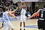 DESCRIZIONE : Eurolega Euroleague 2014/15 Gir.A Dinamo Banco di Sardegna Sassari - Real Madrid<br /> GIOCATORE : Jerome Dyson<br /> CATEGORIA : Tiro Tre Punti<br /> SQUADRA : Dinamo Banco di Sardegna Sassari<br /> EVENTO : Eurolega Euroleague 2014/2015<br /> GARA : Dinamo Banco di Sardegna Sassari - Real Madrid<br /> DATA : 12/12/2014<br /> SPORT : Pallacanestro <br /> AUTORE : Agenzia Ciamillo-Castoria / Luigi Canu<br /> Galleria : Eurolega Euroleague 2014/2015<br /> Fotonotizia : Eurolega Euroleague 2014/15 Gir.A Dinamo Banco di Sardegna Sassari - Real Madrid<br /> Predefinita :