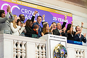 19.10.29 - Crown Castle at NYSE