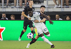DC United v Vancouver Whitecaps - 14 July 2018
