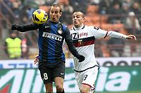 "Rodrigo Palacio Inter.Milano 22/12/2012 Stadio ""S.Siro"".Football Calcio Serie A 2012/13.Inter v Genoa.Foto Insidefoto Paolo Nucci."