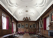 brasenose college, oxford, england, uk, education, architecture, building, history, restoration, historical
