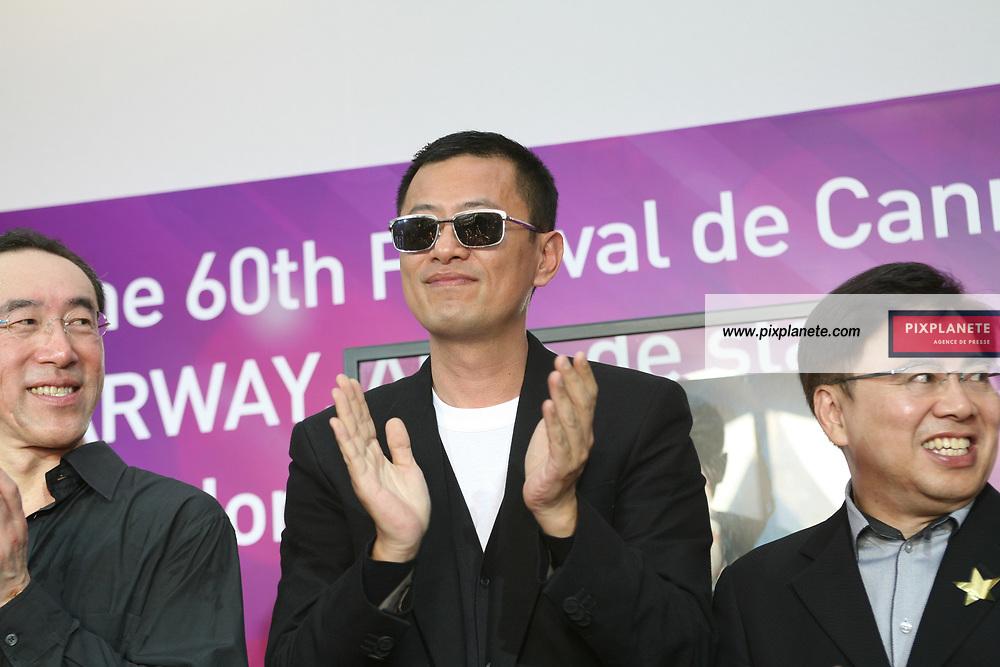 Wong Kar wai - festival de Cannes - 19/5/2007 - JSB / PixPlanete