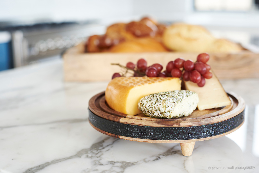 Cheese Plate Assortment