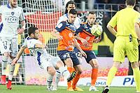 Choc Montpellier - Bastia